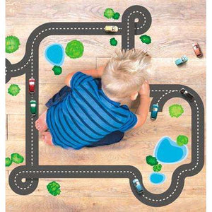 Autobahn Decals - Kids Room Deco
