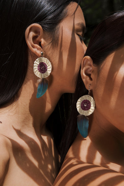 Teata Earrings