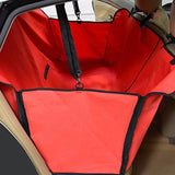 Car Seat Cover for Rear Bench