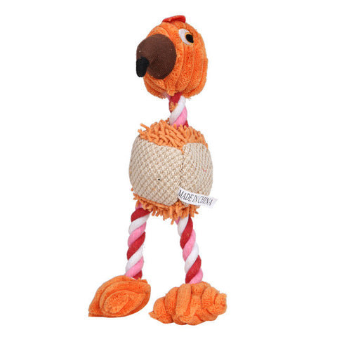 Puppy Chew Squeaky Plush Sound Bird Toys