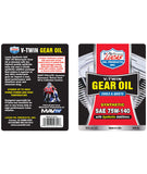 V-Twin Gear Oil