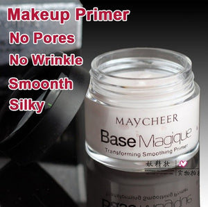 Magic Smooth Silky Face Skin Makeup Primer Invisible Pore Wrinkle Cover Concealer Use before foundation 100% Amazing Effect
