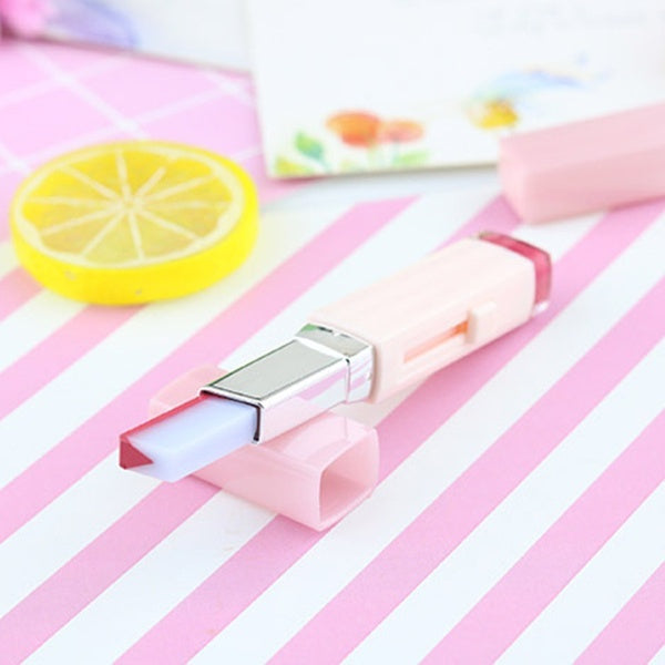 Sundaypop™ lipstick makeup 8 color gradient color Korean style Two color tint lip stick lasting waterproof lip