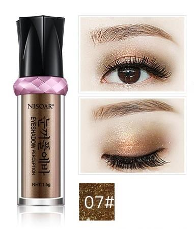 Sundaypop™  16 Colors Eye Balls Shiimer Gold Eyeshadow Pen Women Gilrs Long Lasting Mineral Shadow Makeup