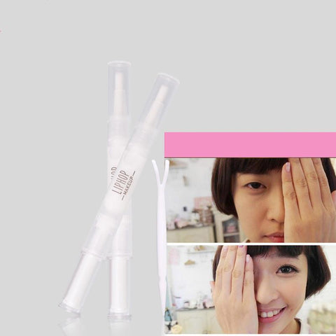Invisible double eyelid stickers styling cream styling glue beauty eyes big eye artifact