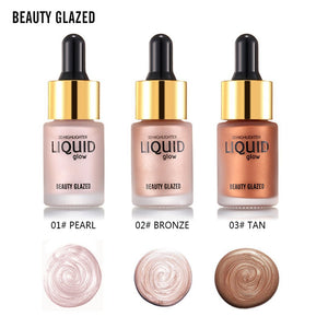 Female Powder Specular Makeup Highlighter Glow Illuminating