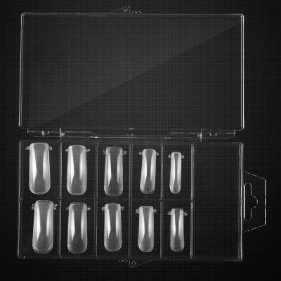 Sundaypop™ Quickly extend the crystal model glue phototherapy nails (free paper tray)