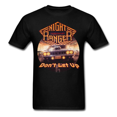 Night Ranger Don't Let Up Tee