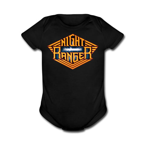 Night Ranger Logo Romper