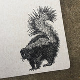 Skunk Critter Journal