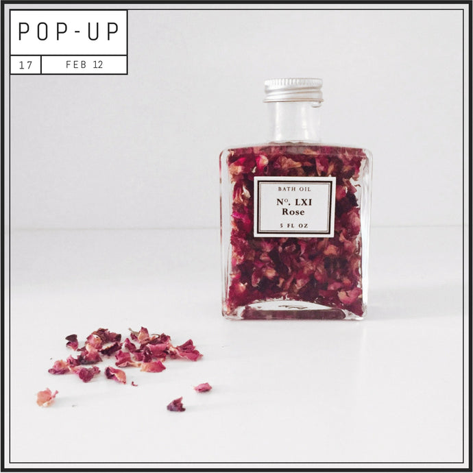 Pop-Up at Greenpointer's Valentine's Day Market