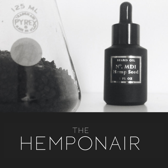 Hemp Seed Beard Oil Product Review by The Hemponair