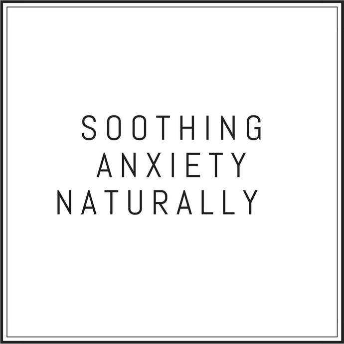 Soothing Anxiety Naturally: Acupressure and Essential Oils