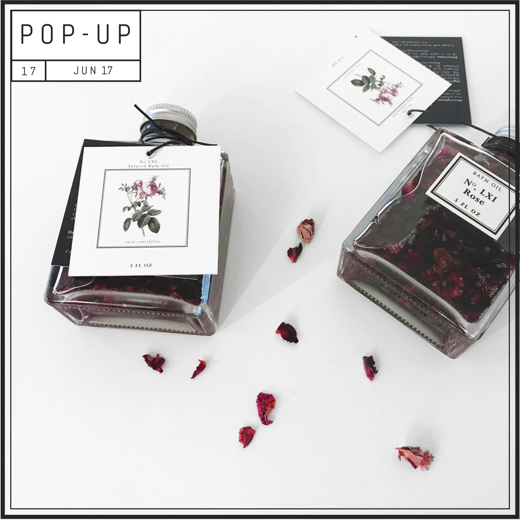 ALCHEMIST KITCHEN POP-UP BIOS APOTHECARY 2017