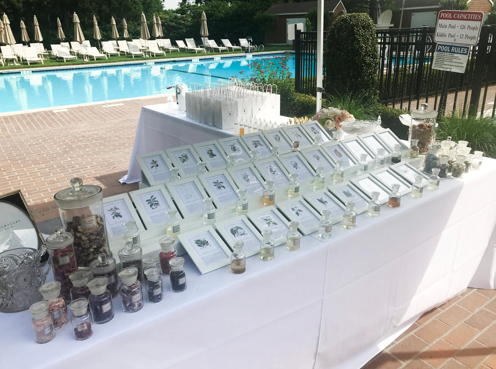 Bios Apothecary Private Parties