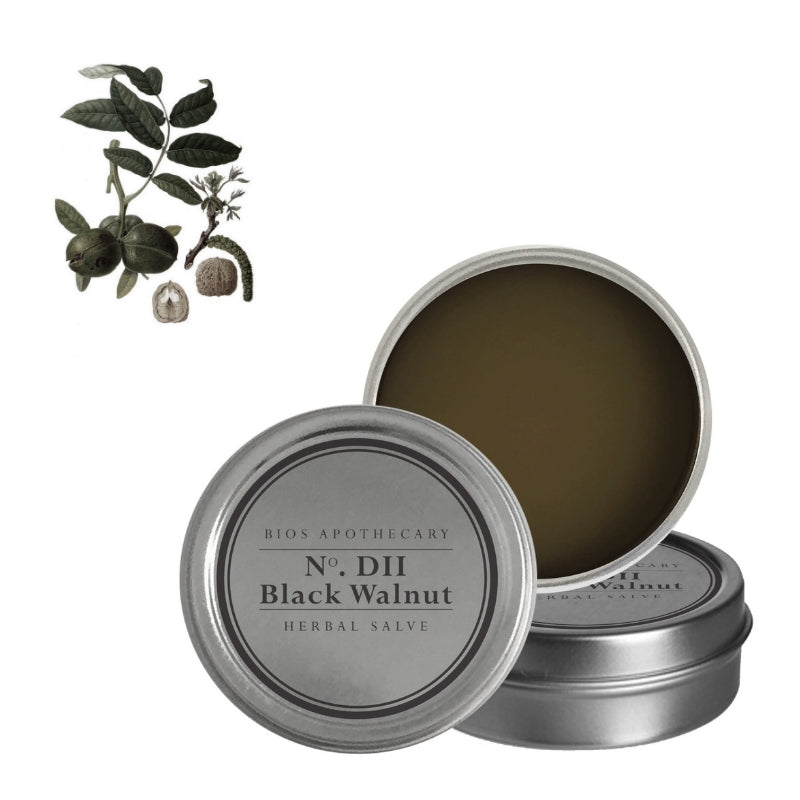 Black Walnut Herbal Salve