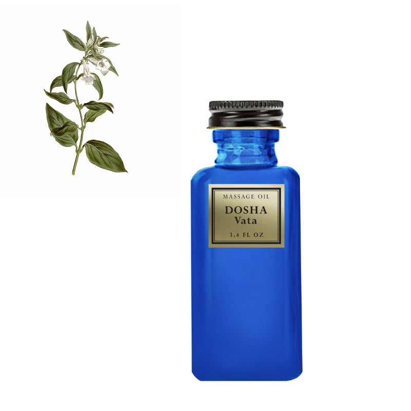 Ayurvedic Massage Oil (Dosha Vata)