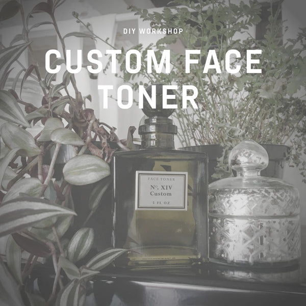 Face Toner Workshop