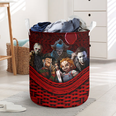 Horror Laundry Basket