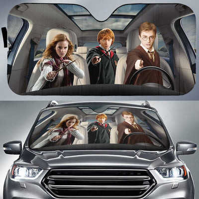 Limited Edition -  HP Auto Sun Shade