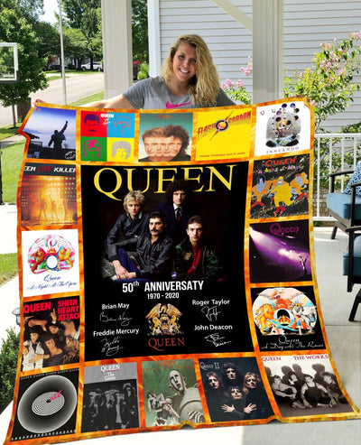 Limited Edition ! Queen Quilt Blanket