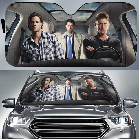 Limited Edition -  SPNTR Auto Sun Shade