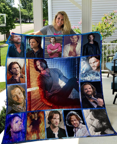 Limited Edition ! Sam Win Quilt Blanket