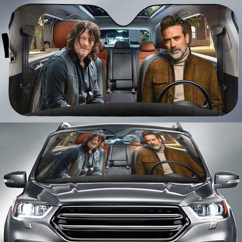 Limited Edition -  TWD Auto Sun Shade