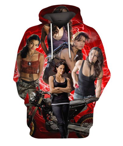 F&F Letty Fullprint Hoodies PGC