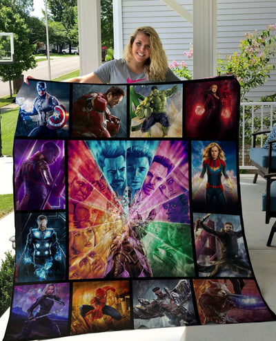 Limited Edition ! MV Quilt Blanket