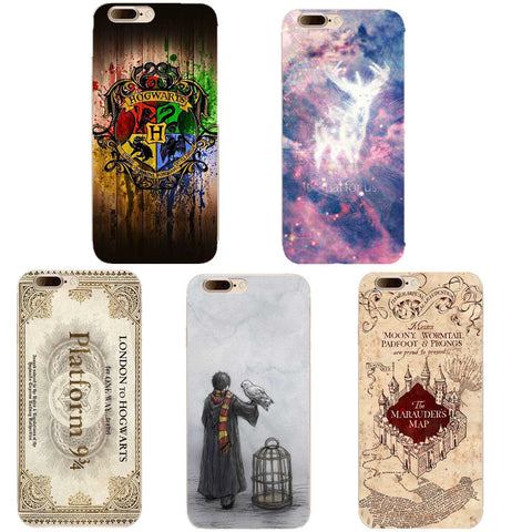 Avada Kedavra Bitch shirt Harry Potter Case Cover for iphone 6 6S 5s SE 7 7plus 6plus Hard plasti Phone Back Cover Capinha Coque