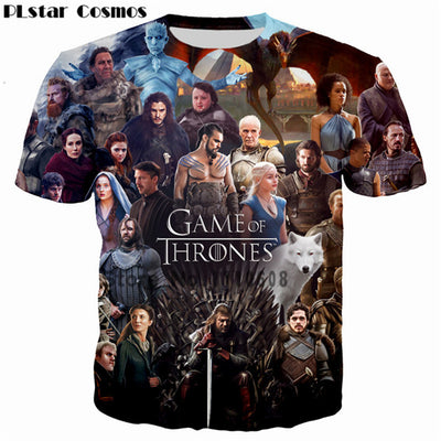 Game of Thrones Full-Print T-Shirt