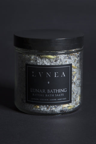 Ritual Bath Salts | Lunar
