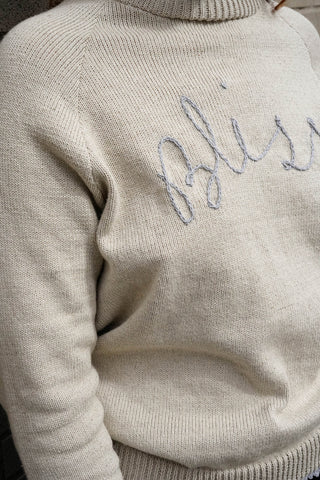 Sweater Bliss | Naturel