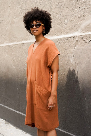 Genny Dress | Spice
