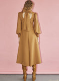 Robe Louise | Beige