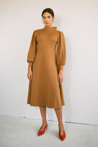 Louise Dress| Beige