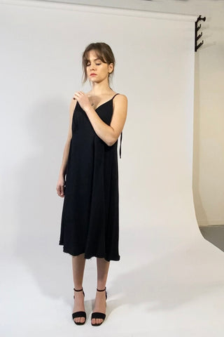 Strappy dress | Ébène