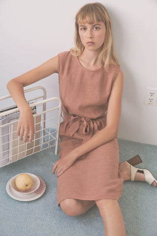 Paloma dress | Blush