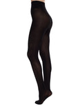 Collants Olivia Premium | Noir 60 DEN