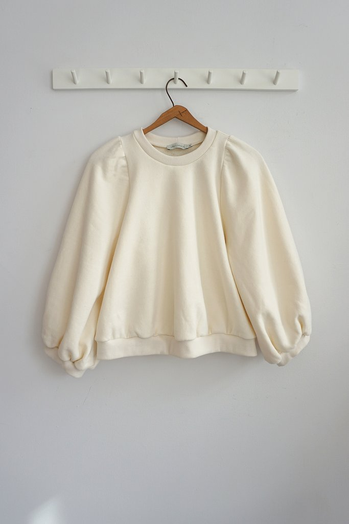 Flora Sweatshirt | Cloud