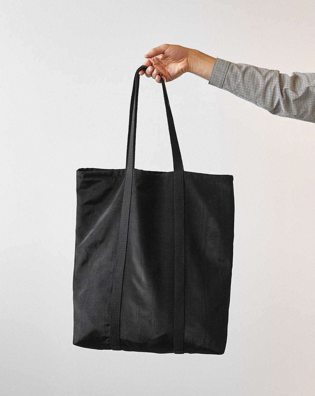 Grand tote bag Taro | Noir