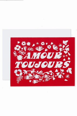 Carte, Amour Toujours