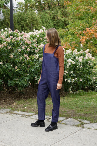 Salopette 2027W | Denim