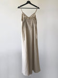 Robe maxi | Naturel