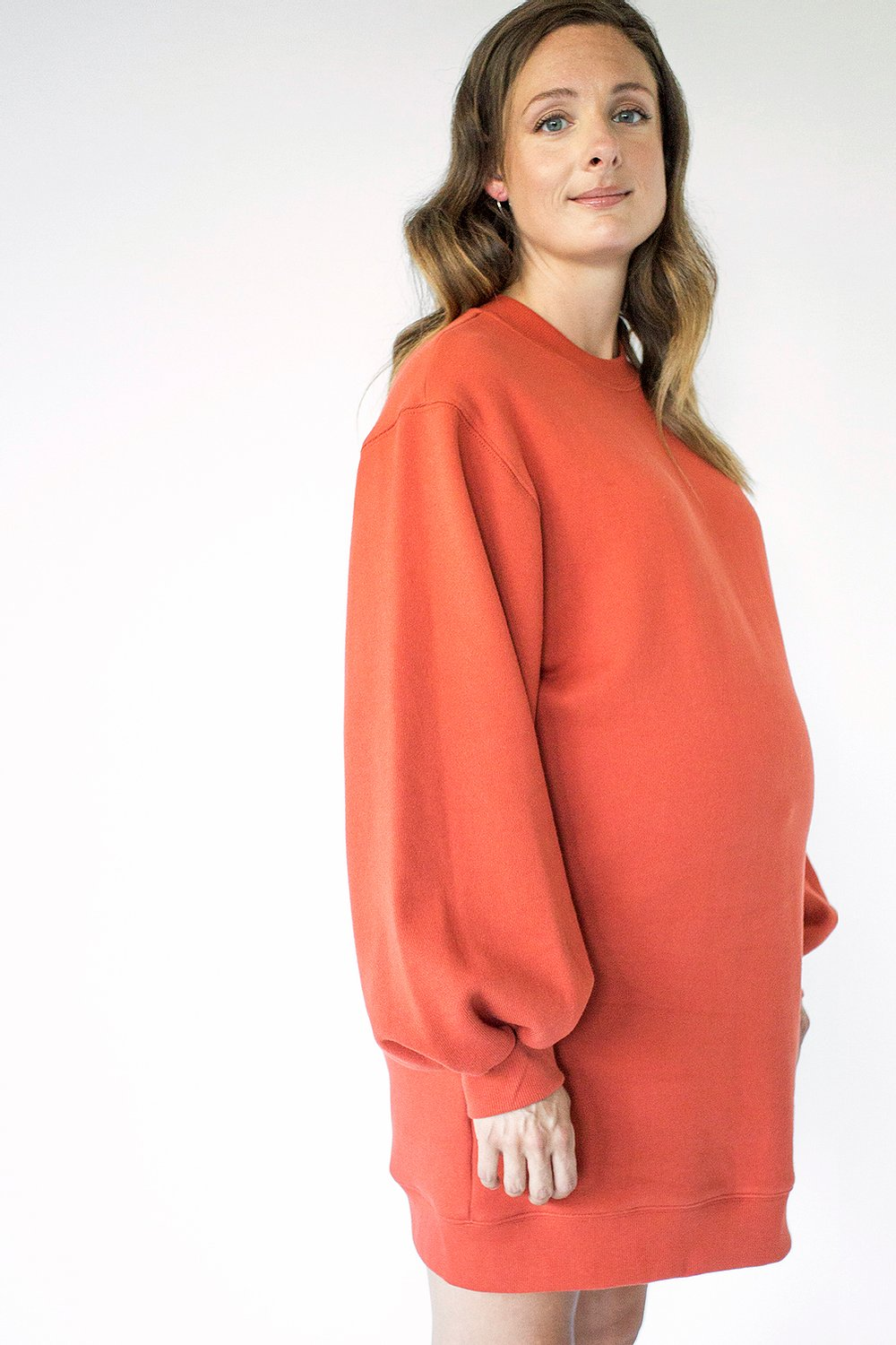 Robe Bellechasse | Terracotta