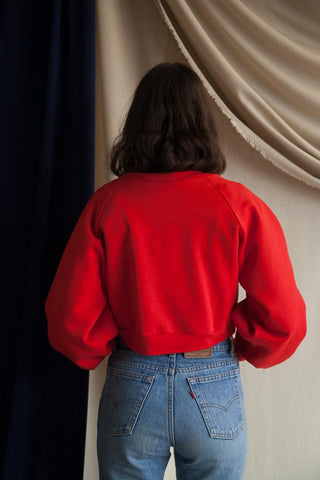 Sigrid Sweater | Rouge