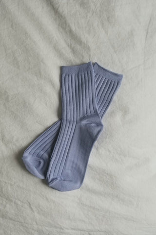 Chaussettes Solid | Periwinkle