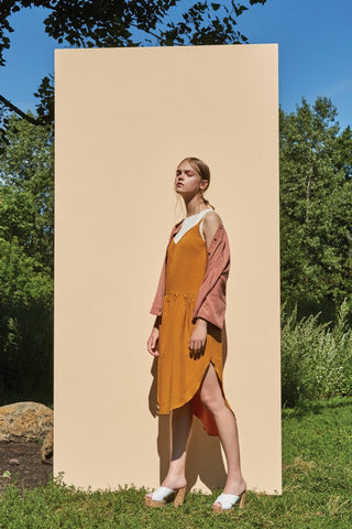 Midnight Sun dress | Ochre