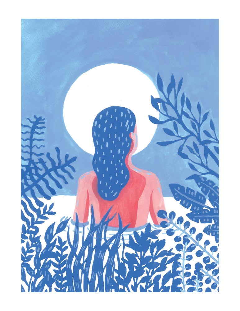 Night Swim| Print